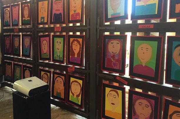 1.KKTC Çocuk ve Gençlik Sanat Trienali