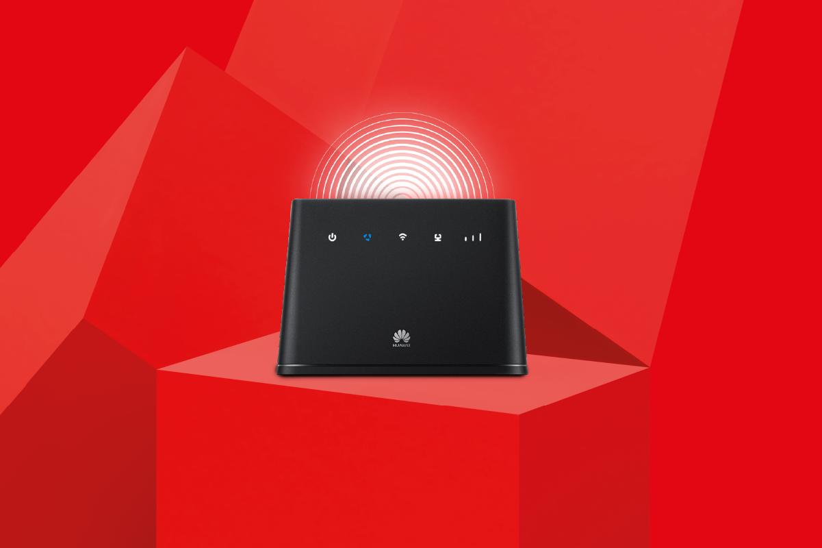 Huawei B310 Modem