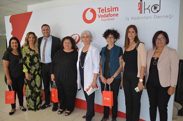 Telsim'in Desteğiyle İş Kadınları Derneği III. Firma Ve Ürün Tanıtım Sergisi Gerçekleşti