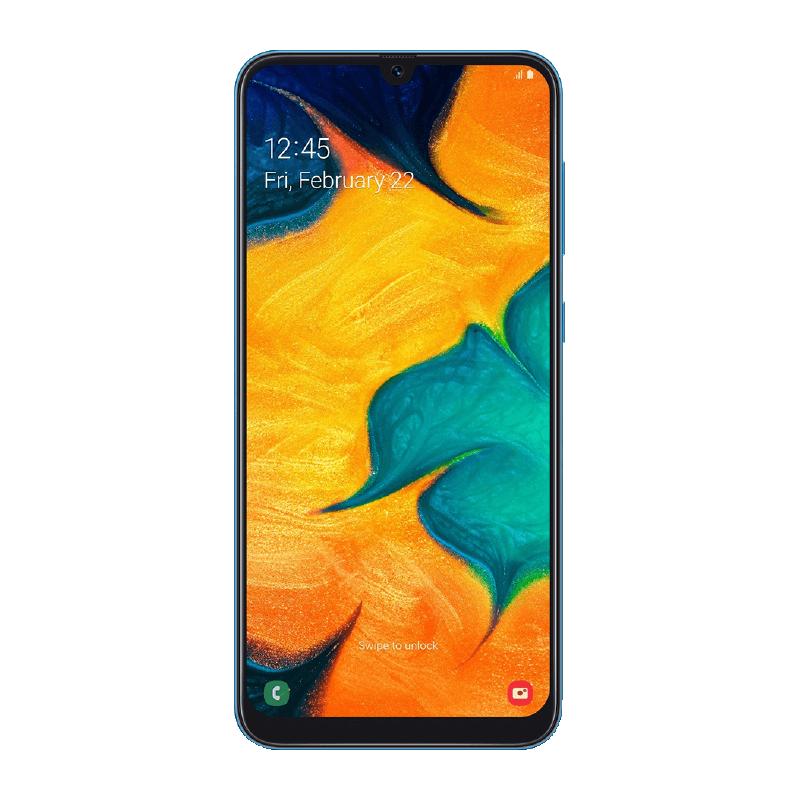 Samsung Galaxy A30  Blue 1