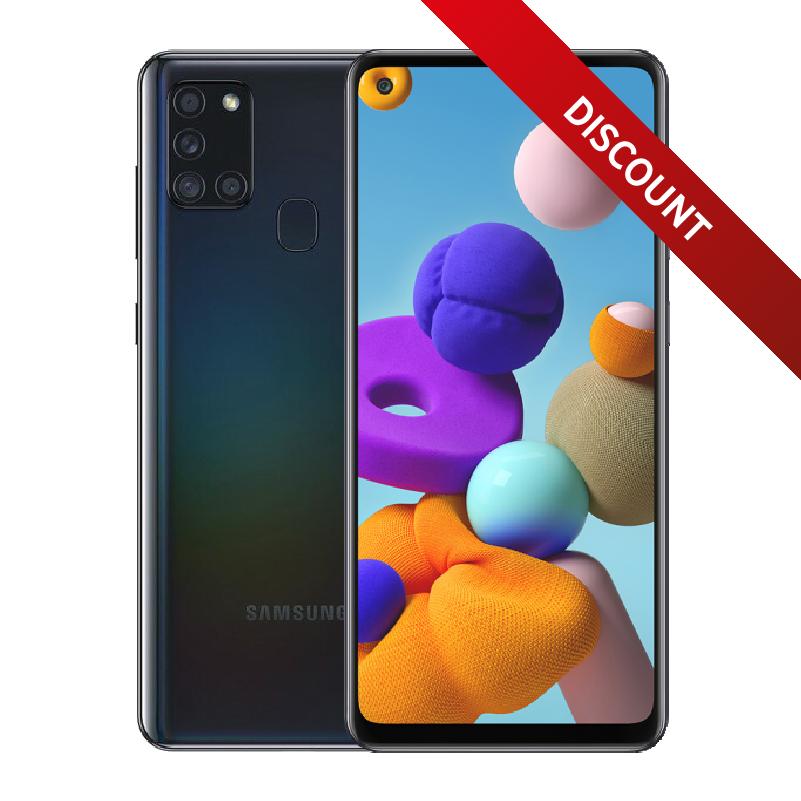 Tvf 1306 Cihaz Gorselleri 2 Samsung Telefon Indirim Eng Samsung Galaxy A21S Black 01