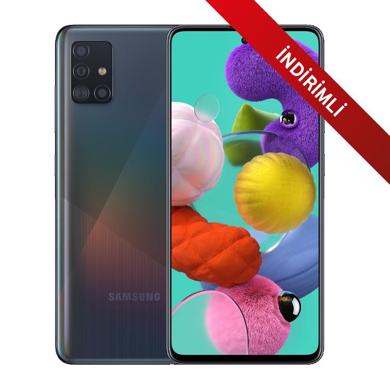 Samsung  Galaxy A51  Siyah 1