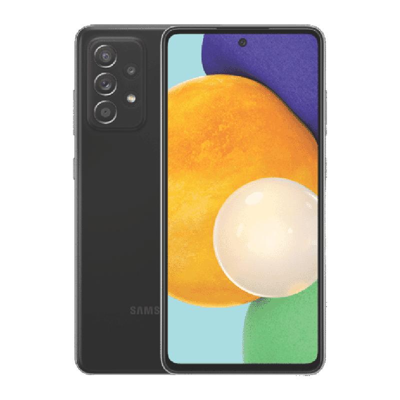 Samsung  Galaxy A52  Black 1