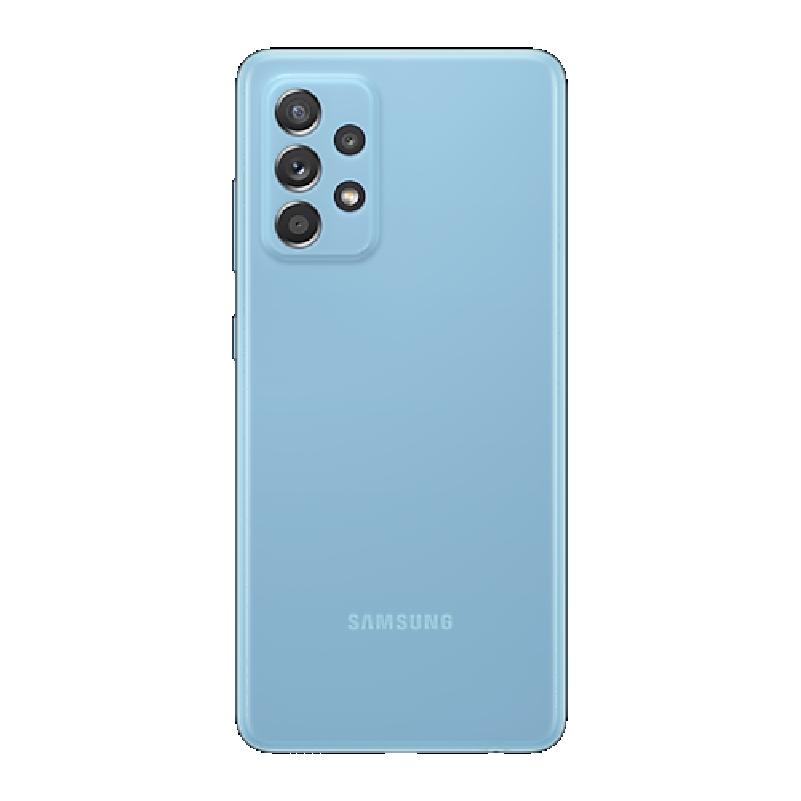 Samsung  Galaxy A52  Blue 3