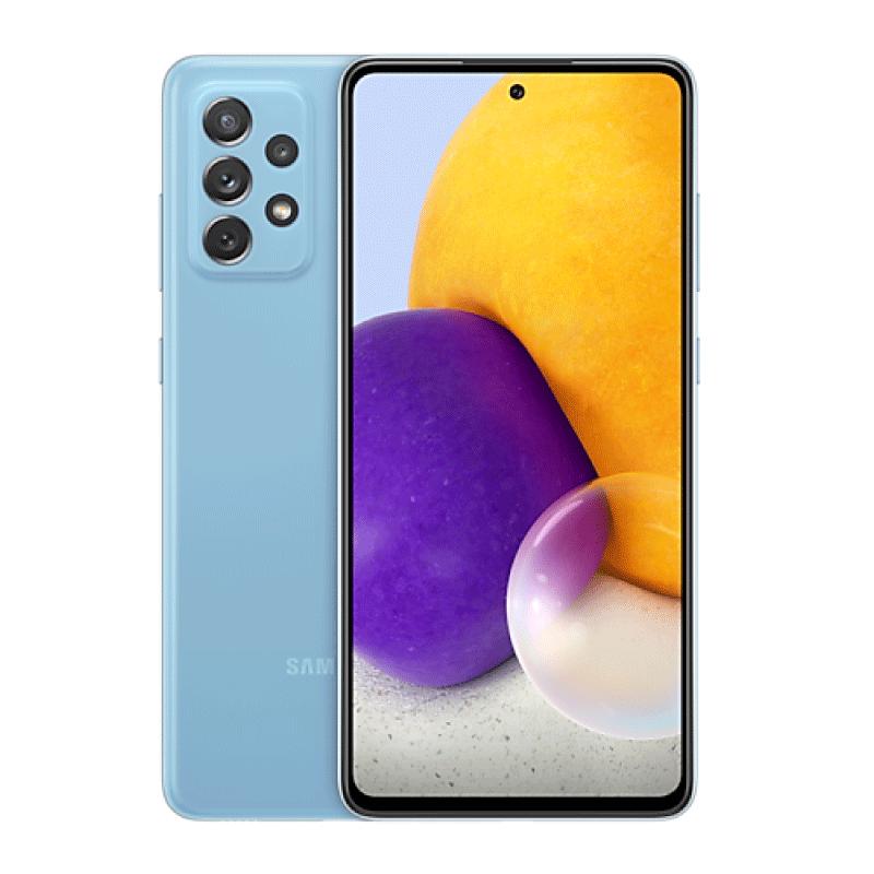 Samsung Galaxy A72 Blue 1