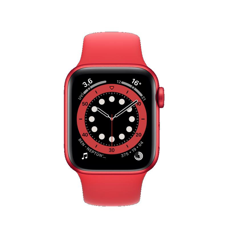 Apple Watch (40 mm) Kırmızı 1