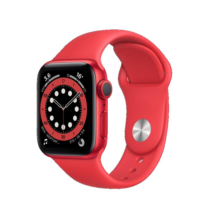 Apple Watch (40 mm) Kırmızı 2