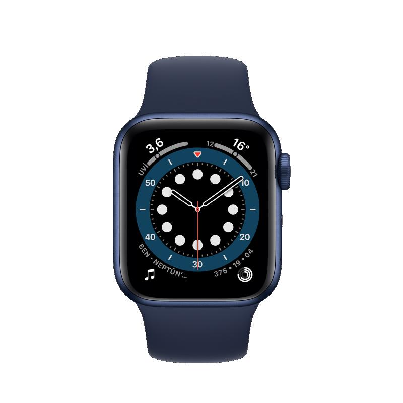 Apple Watch (40 mm) Mavi 1