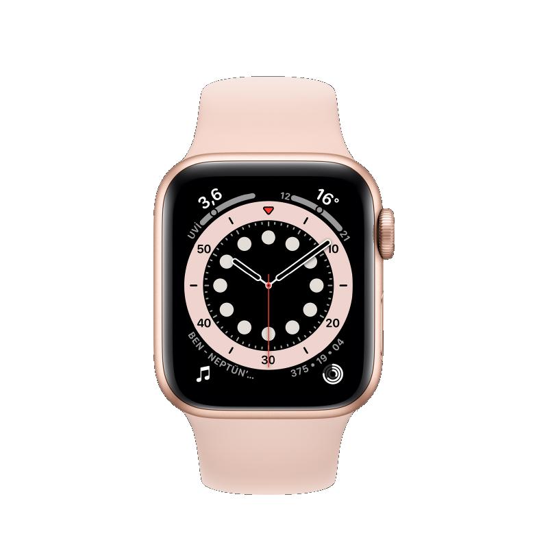 Apple Watch (40 mm) Pembe 1