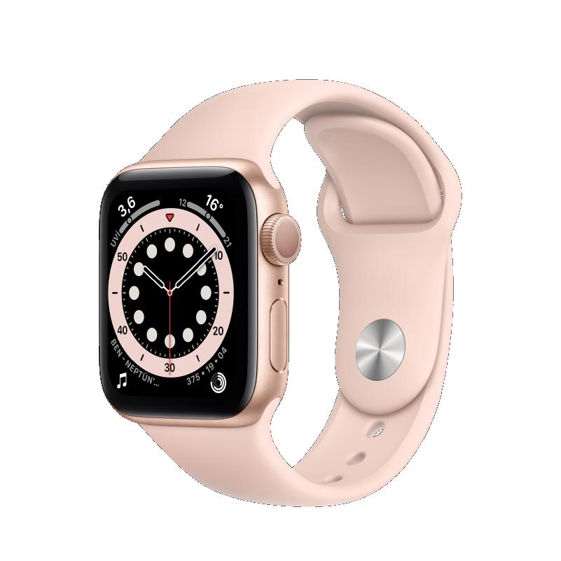 Apple Watch (40 mm) Pembe 2