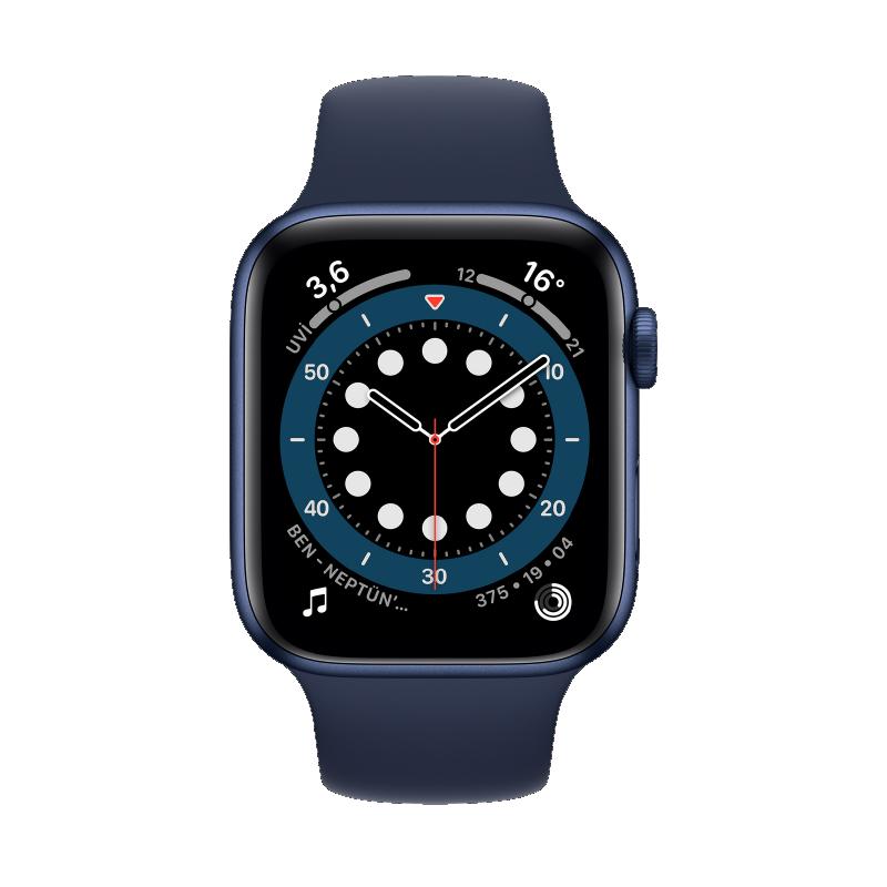 Apple Watch (44 mm) Blue 1