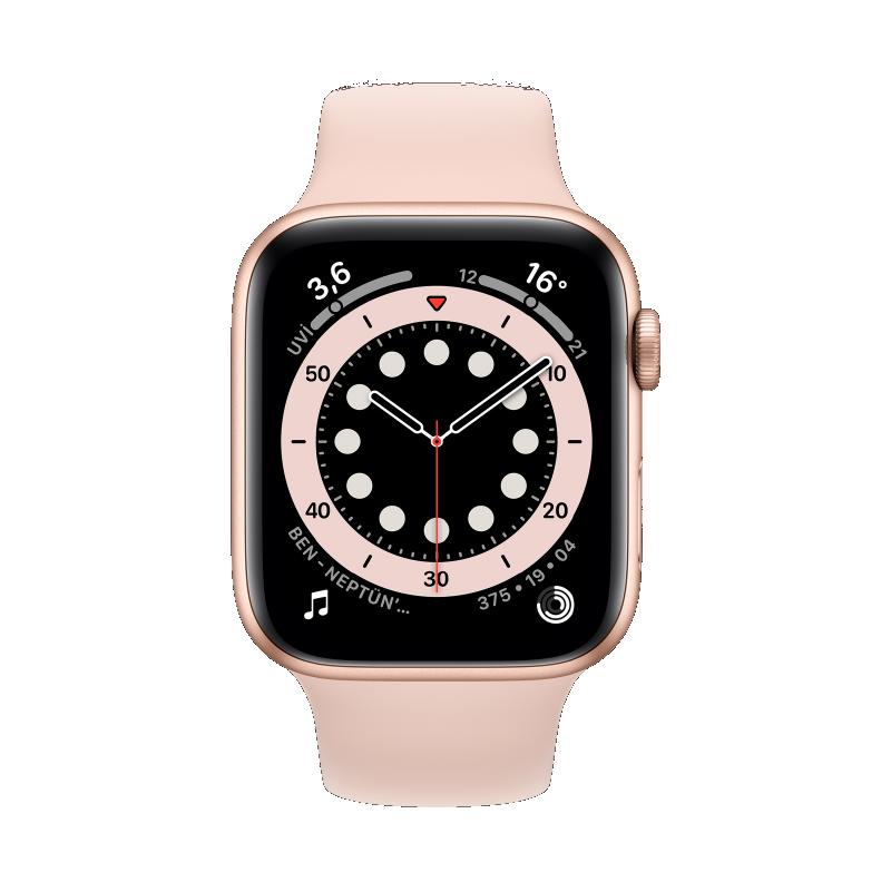 Apple Watch (44 mm) Pink 1