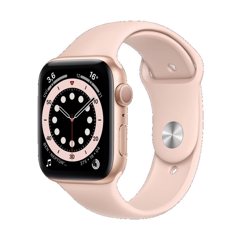 Apple Watch (44 mm) Pink 2