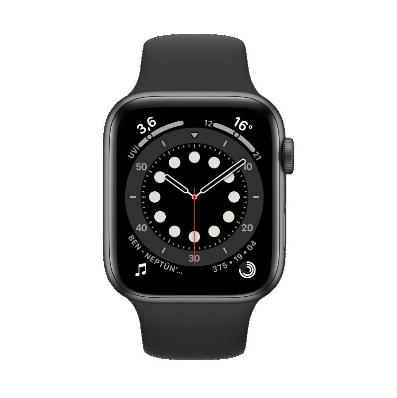 Apple Watch (44 mm) Black 1