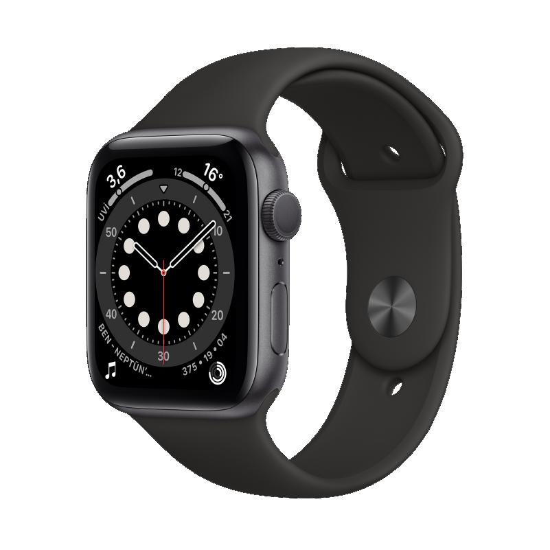 Apple Watch (44 mm) Black 2