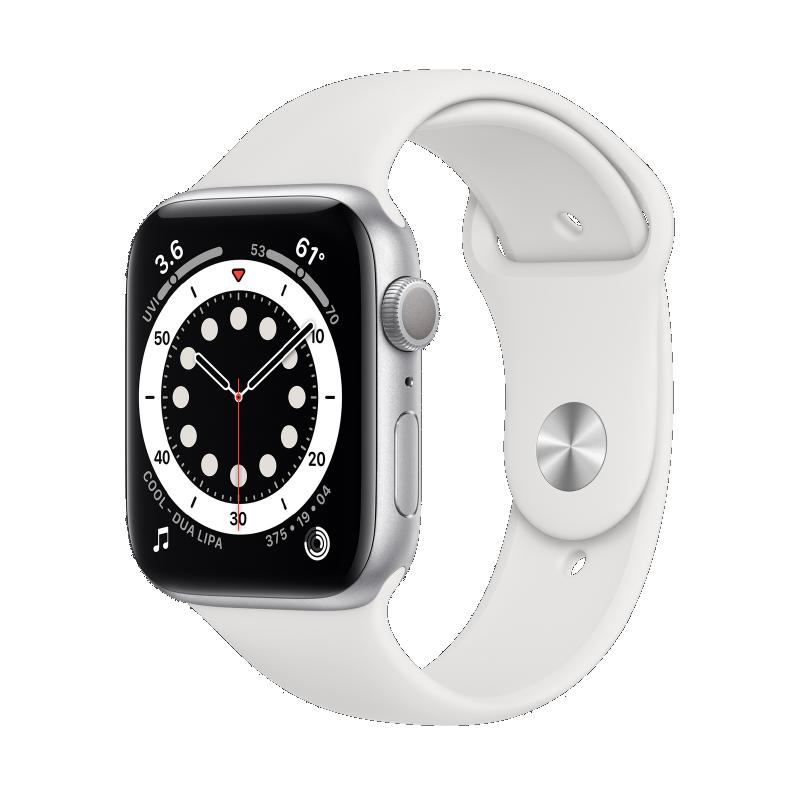 Apple Watch (44 mm) White 2