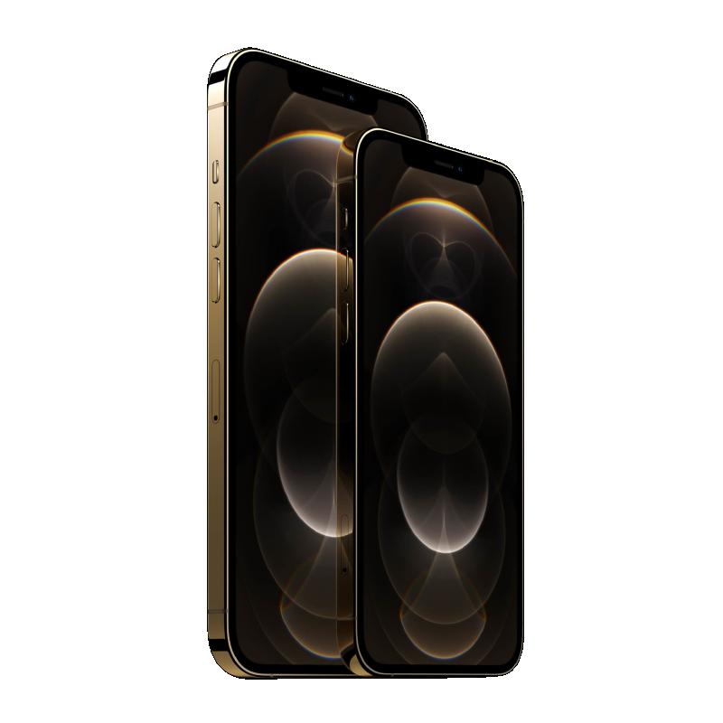 Apple iPhone 12 Pro Max Altın 2