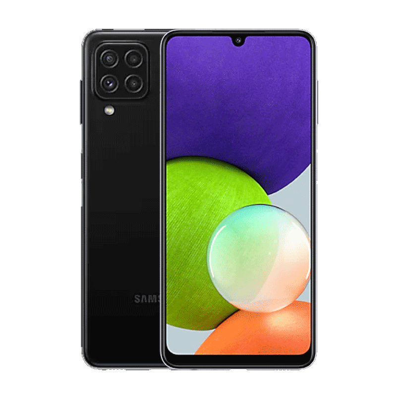 Samsung Galaxy A22 Siyah 1
