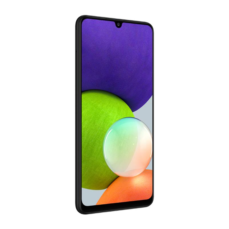 Samsung Galaxy A22 Siyah 3
