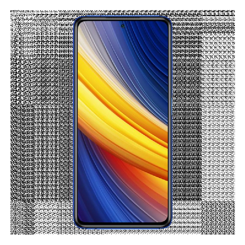 Xiaomi  Poco X3 Pro Mavi 1
