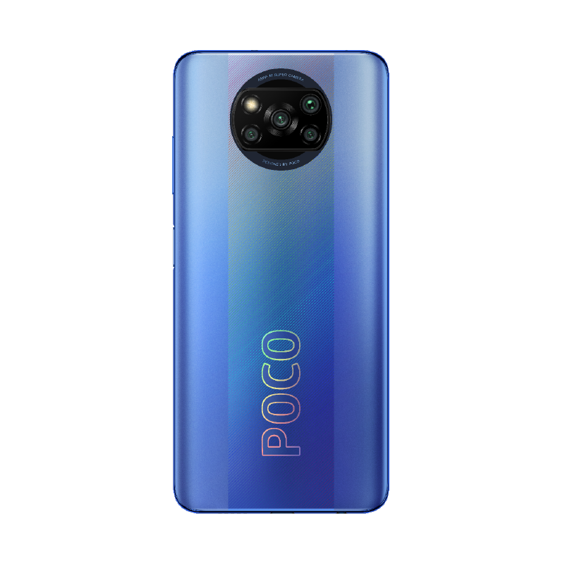 Xiaomi  Poco X3 Pro Mavi 3