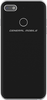 General Mobile 8 GO Black 2