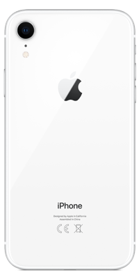 Apple iPhone XR 64 GB Beyaz 3