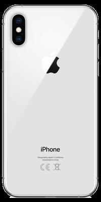 Apple iPhone XS Beyaz 3