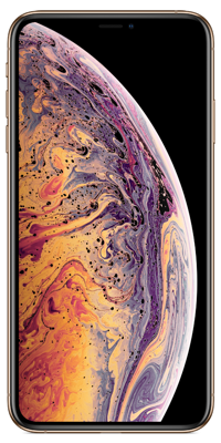 Iphone Xs Max On
