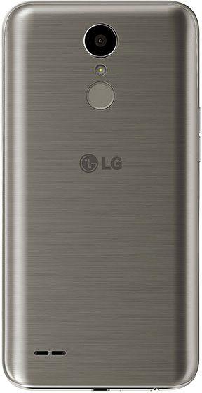 LG K10 Gray 3