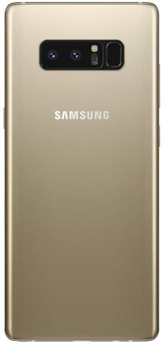 Samsung Galaxy Note 8 Gold 3