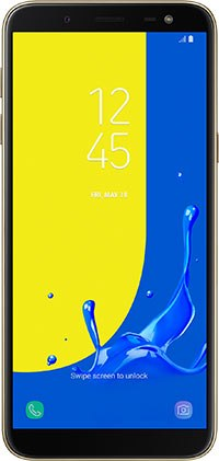 Samsung Galaxy J6 Gold 1