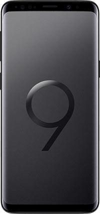 Samsung Galaxy S9 Plus Black On