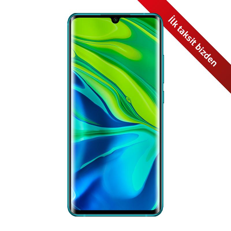 Xiaomi Note10 Ilktaksit