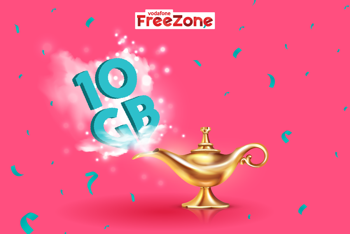 FreeZone 120 GB Kampanyası
