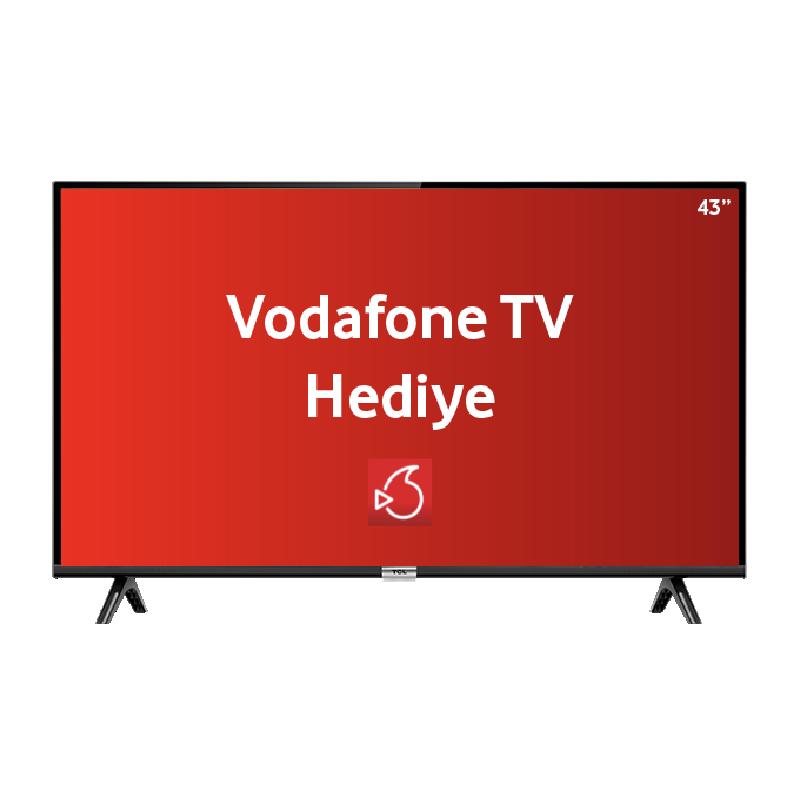 Tvf 664 Cihaz Gorselleri Televizyon Vtvhediye Tcl 43 S6500 01