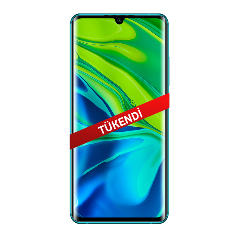 Xiaomi Note 10 Cleartukendi