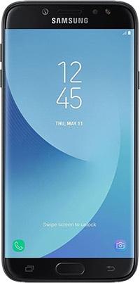 Galaxy J7 Pro Black On