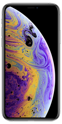 Iphone Xs On